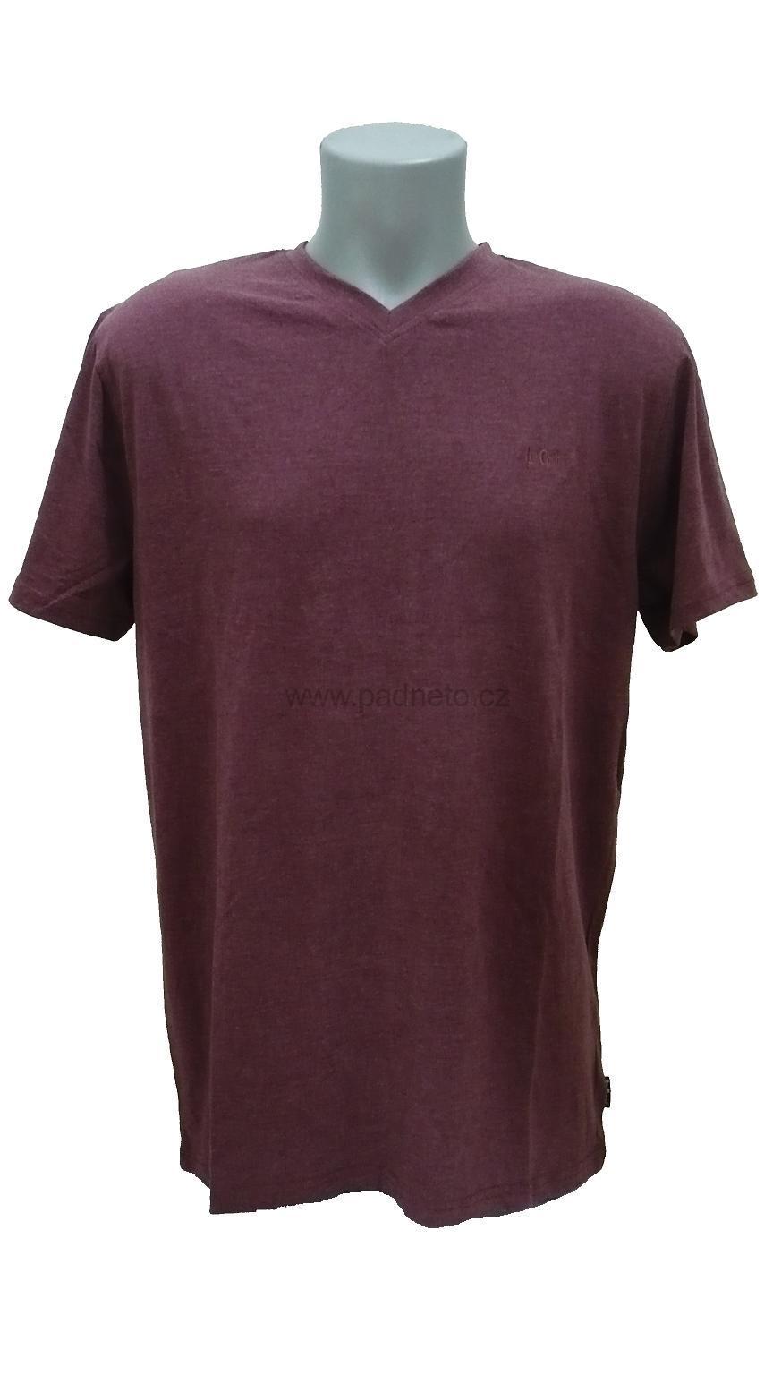 f93965404 Pánské triko, tričko – Lee Cooper   Padneto.cz - Ochotně přeměříme ...