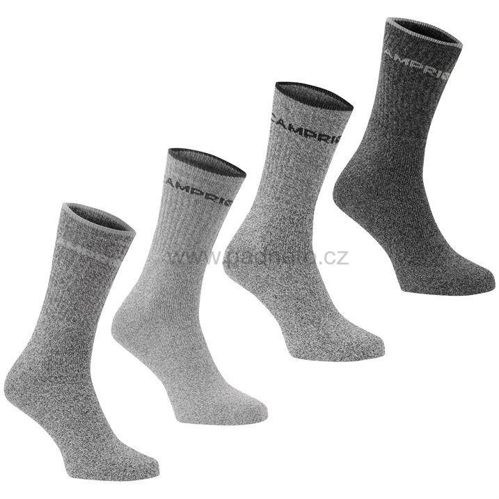 Pánské teplé ponožky Campri – 4 ks v balení  ebbcb043db